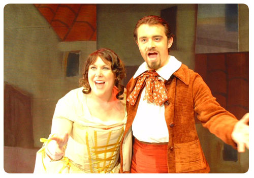 I Pagliacci The Clowns - English Pocket Opera 2004 (with Edmund Connelly)